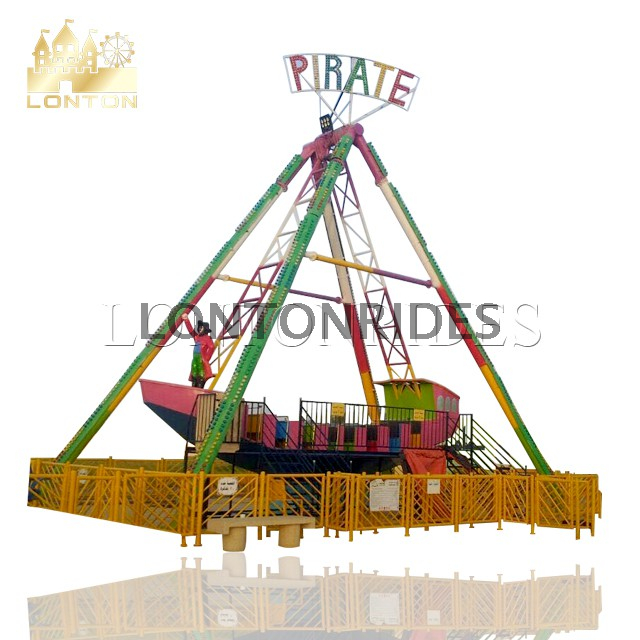 Pirate ship--24 seats
