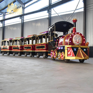 FatController Trackless Train