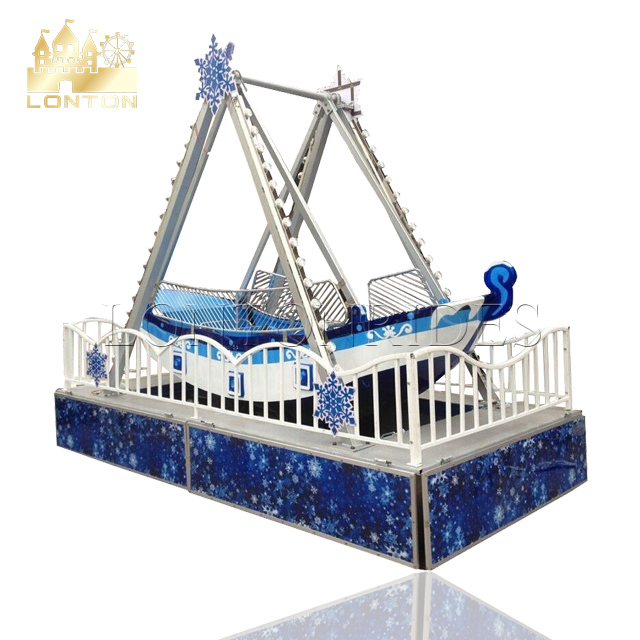 Ocean Kids Pirate Boat